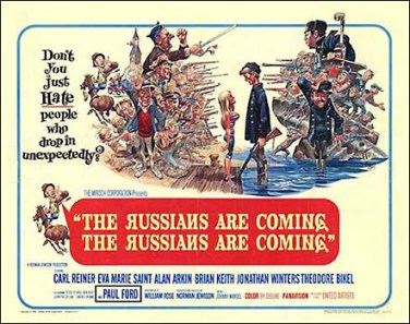RussiansAreComing