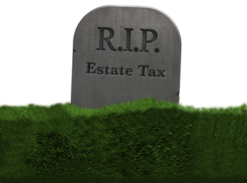 RIP Estate Tax