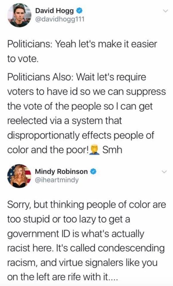 SCM-Racism